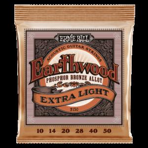 ernie ball Earthwood Extra Light Phosphor Bronze