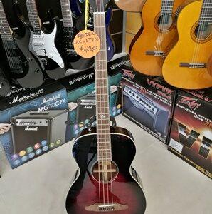 FENDER T-Bucket Bass E FLM MPL TCS