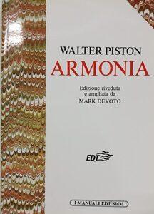 ARMONIA – WALTER PISTON – EDT