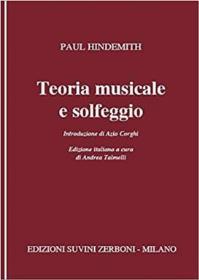 TEORIA MUSICALE E SOLFEGGIO – PAUL HINDEMITH