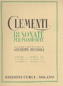 Clementi-18-sonate-per-pianoforte-revisione-critico-tecnica-di-giuseppe-piccioli