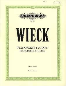Wieck-pianoforte-studies-edition-peters