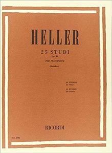 Heller-25-studi-opus-45-per-pianoforte - copertina-lucida