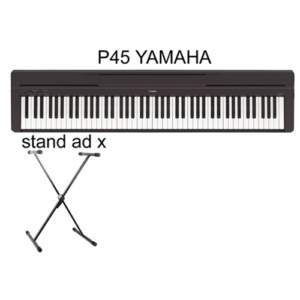 yamaha p45 con stand a x