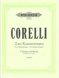 Corelli-Zwei-Kirchensonaten-2-violinen-und-klavier
