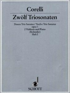 Corelli Zwolf Triosonaten