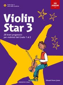 Violin Star 3 libro dello studente + CD