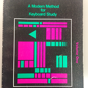 a modern method for keyboard study