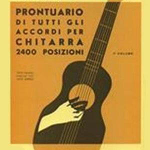 Metodo Chierici Prontuario di tutti gli accordi per chitarra volume 1 copia