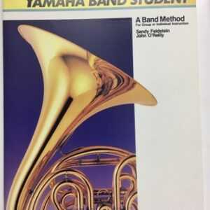 Yamaha Band Student horn in F book 2 Alfred