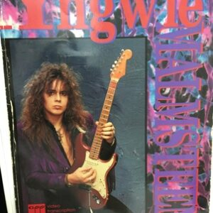 YNGWIE MALMSTEEN - With Accompanying Audio Recording