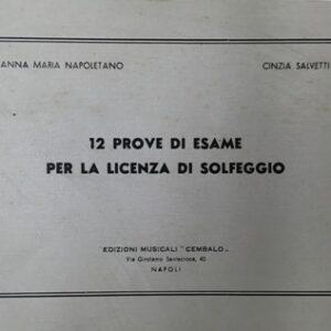 licenza di solfeggio